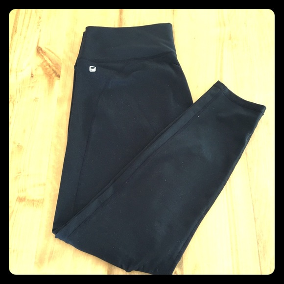 7d16798a441 Fabletics Pants - High-Waisted Solid Powerhold 7 8